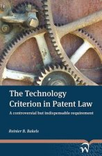 Technology Criterion in Patent Law