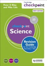 Cambridge Checkpoint Science Revision Guide for the Cambridg