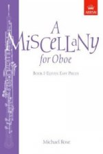 Miscellany for Oboe, Book I