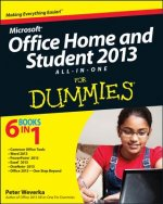 Microsoft Office Home & Student Edition 2013 All-in-One For