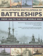 Illustrated Encyclopedia of Battleships from 1860 to the Fir