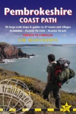Pembrokeshire Coast Path Trailblazer British Walking Guide