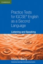 Practice Tests for IGCSE English as a Second Language: Liste
