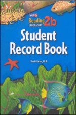 Reading Lab 2b - Student Record Book  - Levels 2.5 - 8.0