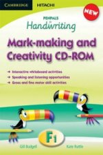 Penpals for Handwriting Foundation 1 Mark-making and Creativity CD-ROM