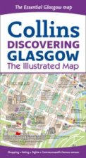 Discovering Glasgow Illustrated Map