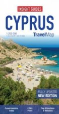 Insight Travel Map: Cyprus