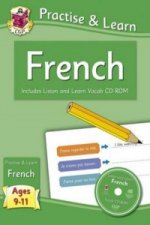 Practise & Learn: French (Ages 9-11) - with Audio CD
