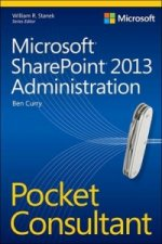 Microsoft(R) SharePoint(R) 2013 Administration Pocket Consul
