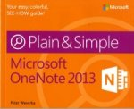 Microsoft(R) OneNote(R) 2013 Plain & Simple