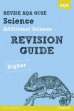 Revise AQA: GCSE Additional Science A Revision Guide Higher