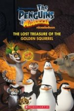 Penguins of Madagascar The Lost Treasure of the Golden Squir