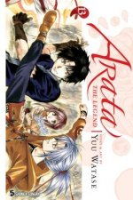 Arata: The Legend, Vol. 13