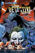 Batman Detective Comics Volume 1:  Faces Of Death TP
