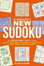 Mammoth Book of New Sudoku