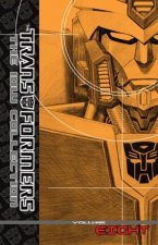 Transformers: The IDW Collection Volume 8