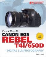 David Busch's Canon EOS Rebel T4i/650D Guide to Digital SLR