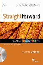 Straightforward 2nd Ed Beginner WorkBk