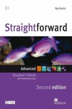Straightforward 2nd Ed Adv Students Bk