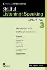 Skillful Level 3 Listening & Speaking Teacher's Book & Digibook Pack