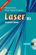 Laser B1 Students Book & CD Rom