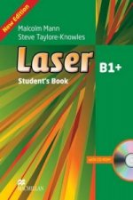 Laser 3rd edition B1+ Student's Book & CD Rom Pk