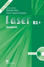 Laser 3rd edition B1+ Workbook without key & CD Pack