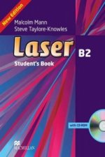 Laser B2 Students Book & CD Rom