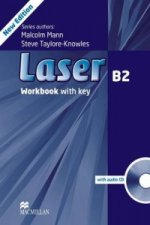 Laser B2 Workbook With Key & CD