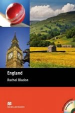 Macmillan Readers England Pre Intermediate Reader & CD Pack