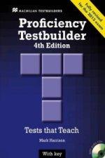 Proficiency Testbuilder 2013 Student's Book +key Pack