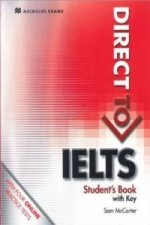 Direct To IELTS Students Bk With Key