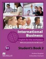 Get Ready for International Business 2 (BEC Edition) Class Audio CDs (2)