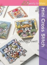Twenty to Make: Mini Cross Stitch