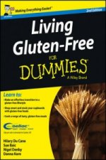 Living Gluten Free For Dummies 2nd UK Ed