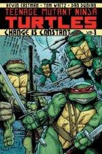 Teenage Mutant Ninja Turtles Volume 1 Change Is Constant