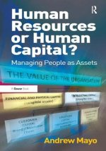 Human Resources or Human Capital?