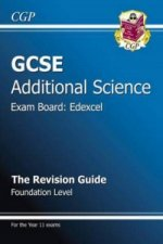 GCSE Additional Science Edexcel Revision Guide - Foundation