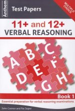 Anthem Test Papers 11+ and 12+ Verbal Reasoning