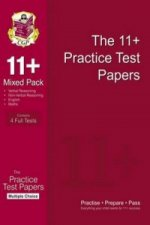 11+ Practice Test Papers Mixed Pack: Multiple Choice (for GL