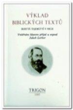 Výklad biblických textů - Skrytá tajemství v nich