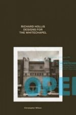 Richard Hollis Designs for the Whitechapel