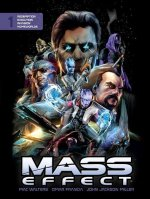 Mass Effect Library Edition Volume 1