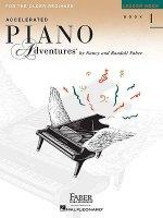 Piano Adventures for the Older Beginner Lesson Bk1