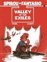 Spirou & Fantasio Vol.4: Valley of the Exiles