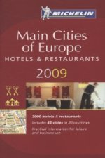 Main Cities of Europe 2009 Annual Guide