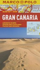 Gran Canaria Marco Polo Holiday Map