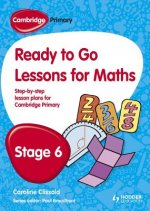Cambridge Primary Ready to Go Lessons for Mathematics Stage