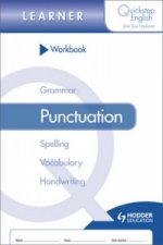 Quickstep English Workbook Punctuation Learner Level