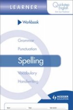 Quickstep English Workbook Spelling Learner Level